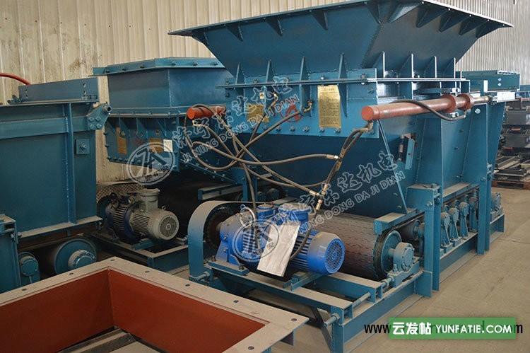 石嘴山GLD1500/7.5/S甲带式给料机