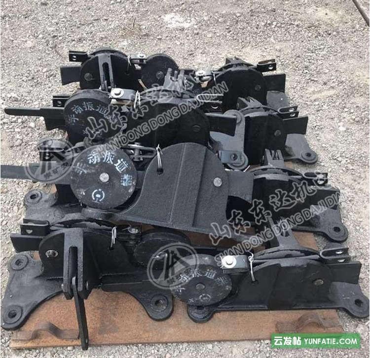 可以SL-120型煤矿通用手动扳道器道岔快速扳道器