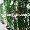 仿真竹子装饰假竹子隔断屏风加密塑料竹子室内仿真绿植物盆栽装饰