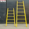 兰州绝缘伸缩单梯 配电站电力玻璃钢直梯4米厂家