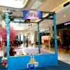 南安广场安装网红真人娃娃机设备 山东三喜