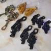 德式卡线器 夹线器 钢丝绳拉紧器 16-70